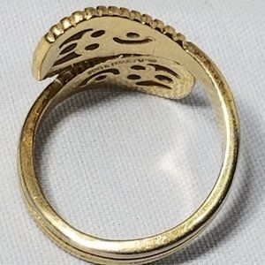 Vintage Jewelry - Vintage 14k HGF Statement Ring